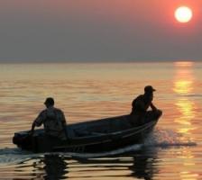 В море пропали без вести двое рыбаков из Херсонской области
