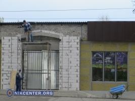 Николаевская ГАСИ признала строительство Пелипаса и Чайки возле автовокзала незаконным