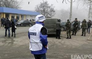Один из наблюдателей ОБСЕ в Луганской области оказался разведчиком из России