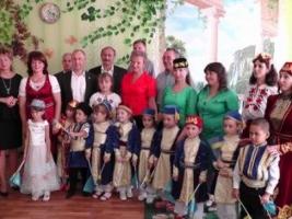 В детском саду на Херсонщине открыли первую в Украине крымскотатарскую группу