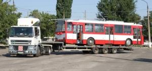 Мэр Сенкевич пообещал в 2017 году закольцевать троллейбусную линию на Намыве (ВИДЕО)
