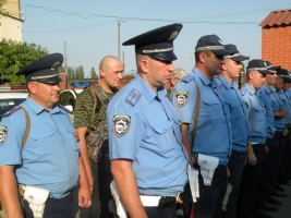 Обеспечивать безопасность на востоке страны отправились николаевские ГАИшники
