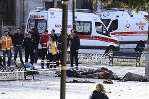 Смертник, устроивший взрыв в центре Стамбула, оказался боевиком ИГИЛ