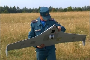 Украинские военные сбили над Донбассом беспилотник вооруженных сил РФ