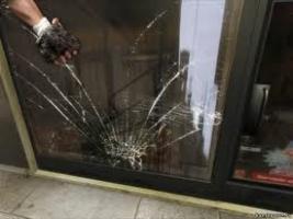 В Николаеве пьяный мужчина устроил разбой в магазине