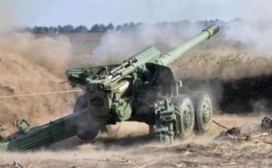 Боевики обстреляли из артиллерии жилой сектор Троицка