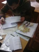 В Николаеве преподавательница автошколы попалась на взятке