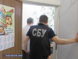 СБУ проводит обыск в НУК им. Адм. Макарова: изъята документация по командировкам преподавателей в Китай
