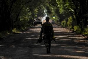 Более 500 жителей Одесской области стали армейскими добровольцами
