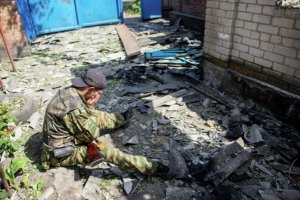 Число погибших из-за конфликта на Донбассе увеличилось до девяти тысяч