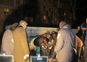 В Николаеве в мусорном баке нашли расчлененное тело человека