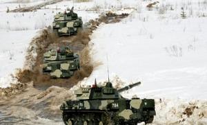 Россия начала военные учения у границ Эстонии и Латвии