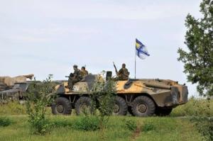 Одесские и крымские моряки поедут воевать в АТО