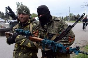 Сепаратисты на Донбассе пытаются расширить