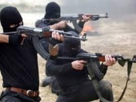 В Днепропетровске сепаратисты напали на воинскую часть. Есть жертвы с обеих сторон
