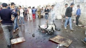 Стало известно точное количество жертв вчерашнего теракта в Багдаде