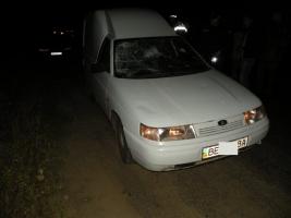 На Николаевщине в ДТП погиб пешеход