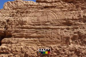 В Египте обнаружены наскальные рисунки о неизвестном фараоне