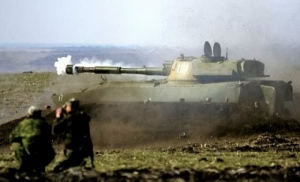 За минувшие сутки боевики 40 раз обстреляли позиции сил АТО - ИС