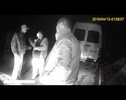 В Николаеве патрульные задержали пьяных хулиганов и грабителя с ножом