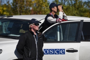 ОБСЕ отмечает увеличение случаев нарушения перемирия в Донецкой области