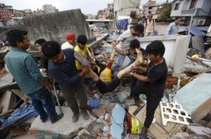 Землетрясение в Непале нарушило быт 8 млн человек - ООН
