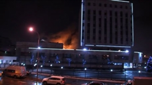 В Москве сгорел швейный цех: погибли 12 человек, в том числе, грудной ребенок - СМИ