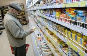 Украина запретит импорт российских продуктов. СПИСОК