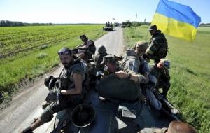 Донбасс снова под обстрелами - сводка и карта АТО за 12 июня