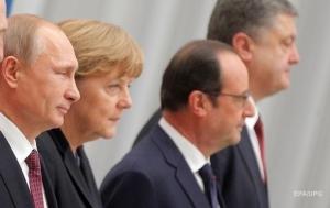 Москва назвала цель встречи нормандской четверки