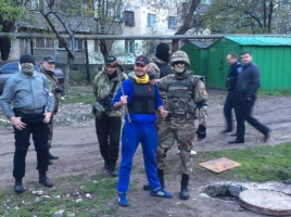 В Одессе активисты разгромили две «наливайки»