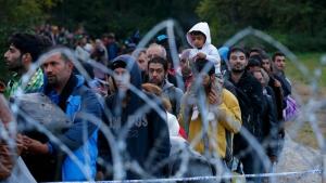 ЕС закрыл для мигрантов балканский маршрут