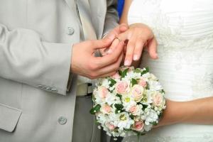 Брак за час: в Украине откроют экстренные пункты бракосочетания