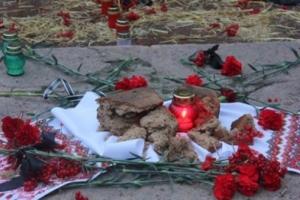 На Херсонщине отметили День Достоинства и Свободы и почтили память жертв голодоморов в Украине