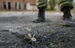 На Донбассе две женщины подорвались на растяжке