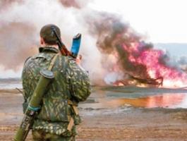 За время боевых действий на Донбассе погибли более 4 тысяч человек