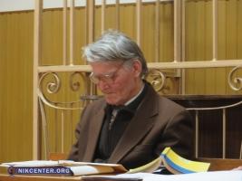 Николаевский преподаватель, пойманный на взятке, винит в своем задержании ректора НУК