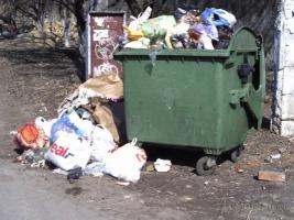 Одесситам поднимут тарифы на вывоз мусора