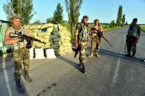 Ситуация в зоне АТО - стабильная: обстреливают из минометов, гранатометов и танков - пресс-центр