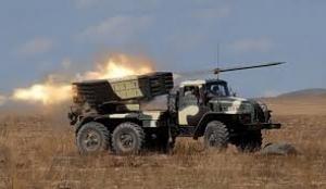 За минувшие сутки силы АТО 36 раз подвергались огню боевиков