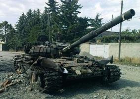 Границу Украины с Россией в Луганской области незаконно пересекла колонна военной техники