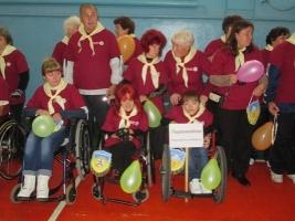 На Николаевщине открылась Международная спартакиада людей с ограниченными возможностями «Бугские пороги»