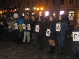 Одесситы почтили память Кузьмы Скрябина