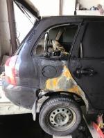 Скандальный поджог депутатского авто в Херсонской области