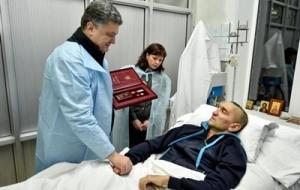 Полковнику Гордийчуку, первым занявшему высоту Саур-Могилы, присвоено Звание Герой Украины