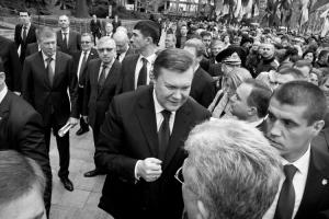 Визит Януковича в Николаеве: и митинги, и совещания
