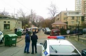 Демобилизованный боец из Одессы пытался взорвать гранату у себя в квартире