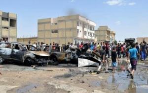 В Багдаде совершен теракт: 22 погибших