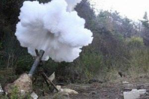 Штаб АТО заявил, что сегодня боевики осуществляли провокационные обстрелы Донецка