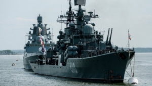 Балтийский флот подняли по тревоге в рамках совместных российско-белорусских учений